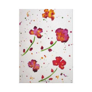 Toile Sandie G 1 floral