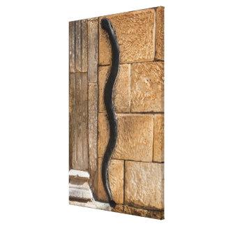 Toile Sculpture en serpent chez Amna Suraka