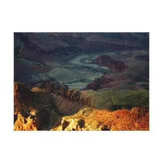 Toile Se de canyon grand