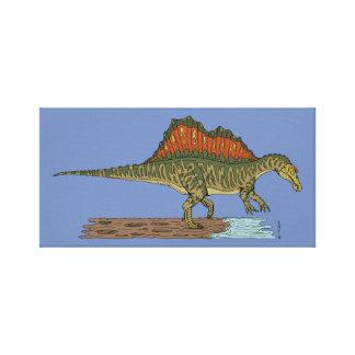 Toile Spinosaurus