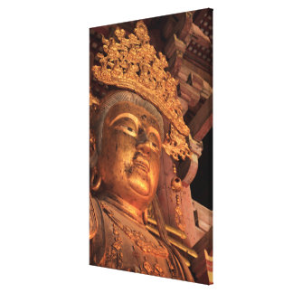 Toile Statue Daibutsu de Bouddha