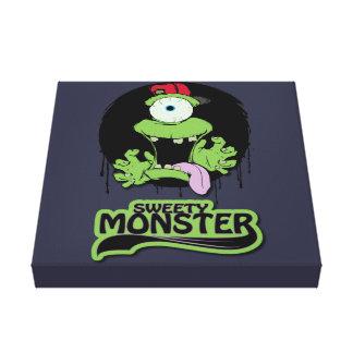 Toile Sweaty Monster