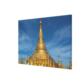 Toile Temple d'or de Stupa