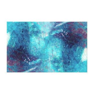 Toile texture semi-précieuse