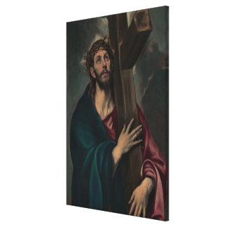 Toile Transport de la croix