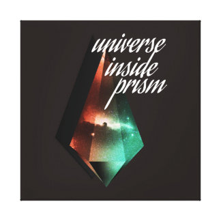 Toile Universe inside prism