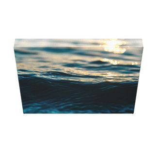 Toile Vague de mer