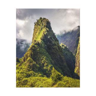 Toile Vallée Maui d'Iao
