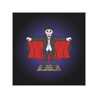 Toile Vampire mignon