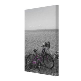 Toile Vélo à la couleur choisie de Mackinac