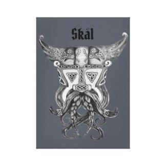 Toile Viking médiéval - Skal
