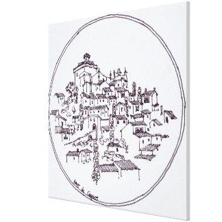 Toile Village de Haut de Cagnes | Provence, France