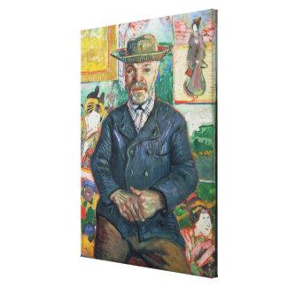Toile Vincent van Gogh | Pere Tanguy (père Tanguy)