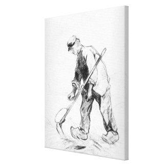Toile Vincent van Gogh | Reaper