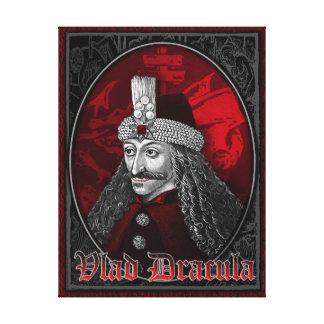 Toile Vlad Dracula gothique