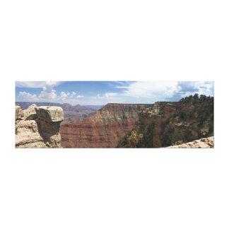Toile Vues de canyon grand