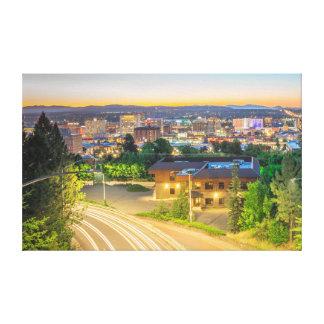 Toile wa de Spokane