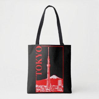 Tokyo - SkyTree Tote Bag