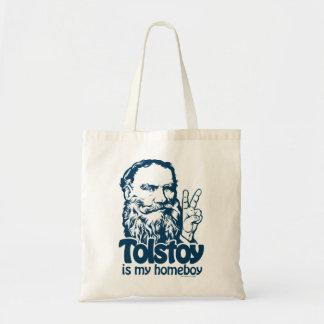 Tolstoy est mon Homeboy Fourre-tout Sac De Toile