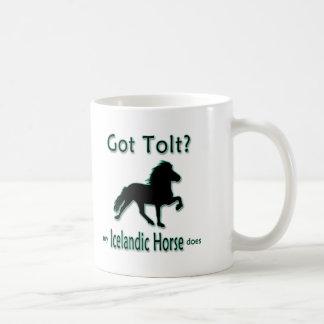 Tolt obtenu ? Mon cheval islandais fait Mug
