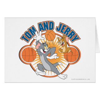 Tom et basket-ball 4 de Jerry Cartes