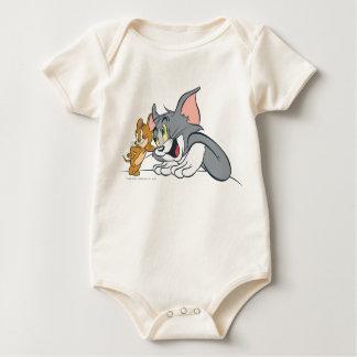 Tom et bourgeons de Jerry les meilleurs Body Pour Bébé