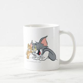 Tom et bourgeons de Jerry les meilleurs Mug Blanc