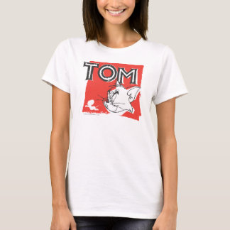 Tom et chat fou de Jerry T-shirt