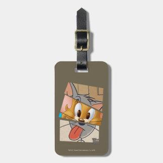 Tom et Jerry   Tom et Jerry Mashup Étiquette Pour Bagages