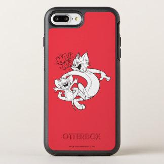 Tom et Jerry | Tom et rire de Jerry Coque Otterbox Symmetry Pour iPhone 7 Plus