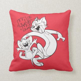 Tom et Jerry | Tom et rire de Jerry Oreillers