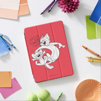 Tom et Jerry | Tom et rire de Jerry Protection iPad Air