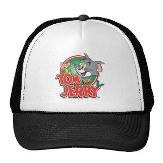 Tom et logo de classique de Jerry Casquettes De Camionneur