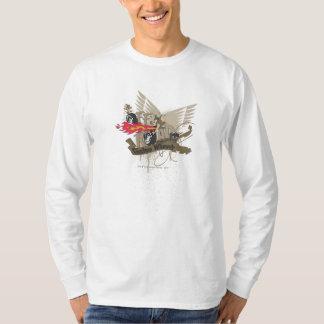 Tom et roues de Jerry Custume T-shirts
