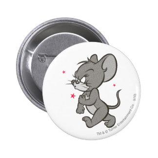 Tom et souris dure 1 de Jerry Badge Rond 5 Cm