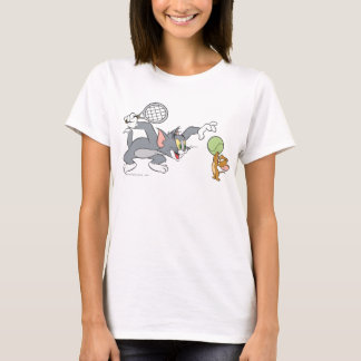 Tom et stars du tennis 2 de Jerry T-shirt