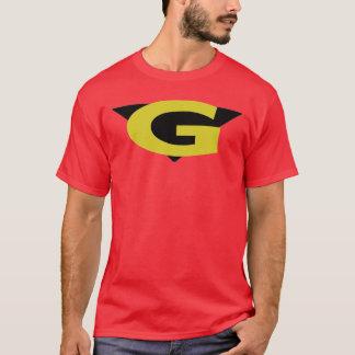 Tom le T-shirt de Dieu-Man d'insecte de danse