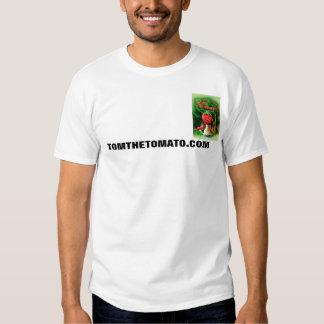 Tom le T-shirt de tomate