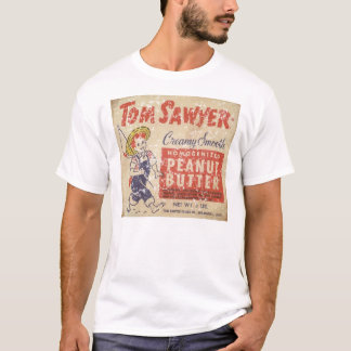Tom Sawyer - 1945 - affligé T-shirt