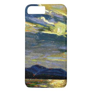 Tom Thomson - clair de lune chaud d'été Coque iPhone 7 Plus