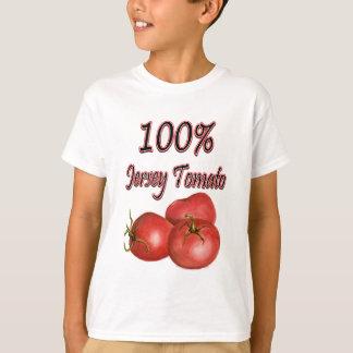 Tomates 100% du Jersey T-shirt