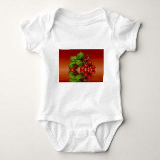 Tomates cerise rouges Basil Body