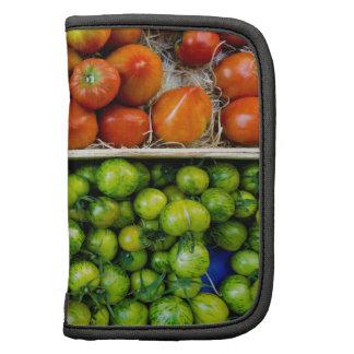 Tomates de couleurs organiseur