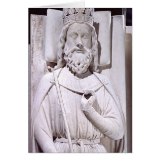Tombe de Clovis I, roi des contreseings Carte De Vœux