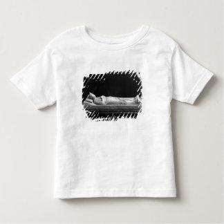 Tombe d'Isabel d'Angoulême T-shirt Pour Les Tous Petits