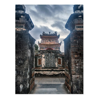 Tombe impériale de Doc. du TU d'empereur, Hue Carte Postale