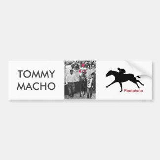 Tommy Luis macho Saez Autocollant Pour Voiture