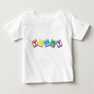 Tommy T-shirt Pour Bébé