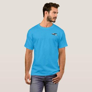 Tondeuse de S-43 les Caraïbe T-shirt