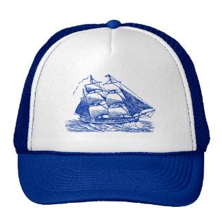 Tondeuse - marine casquettes de camionneur